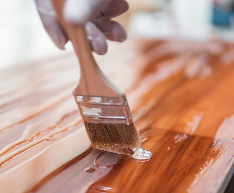 How to make tung oil dry faster