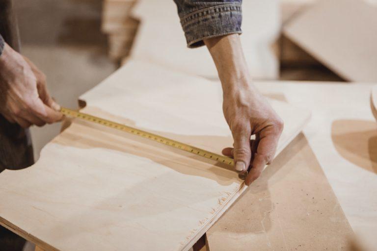 Sealing plywood with PVA